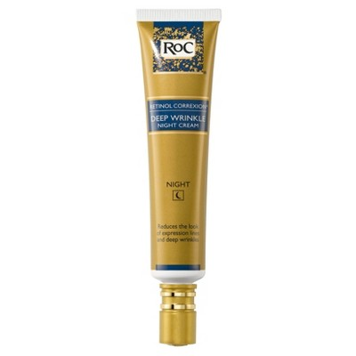 Facial Moisturizer: RoC Retinol Correxion Deep Wrinkle Night Cream