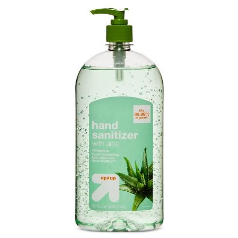 Aloe Hand Sanitizer Gel - Up&Up™ - image 1 of 1
