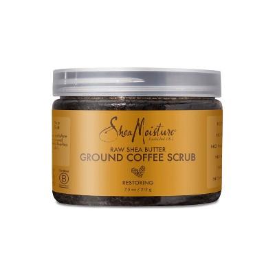 SheaMoisture Raw Shea Coffee Scrub - 8oz