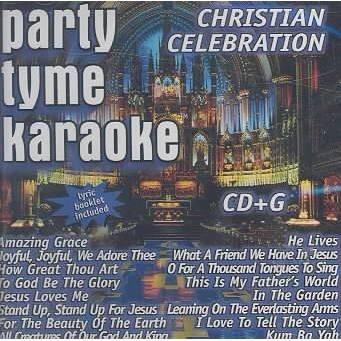 Party Tyme Karaoke - Party Tyme Karaoke - Christian Celebration (16-song CD+G)