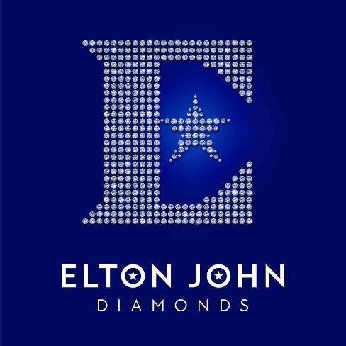 Elton John - Diamonds (2 LP) (Vinyl) - image 1 of 1