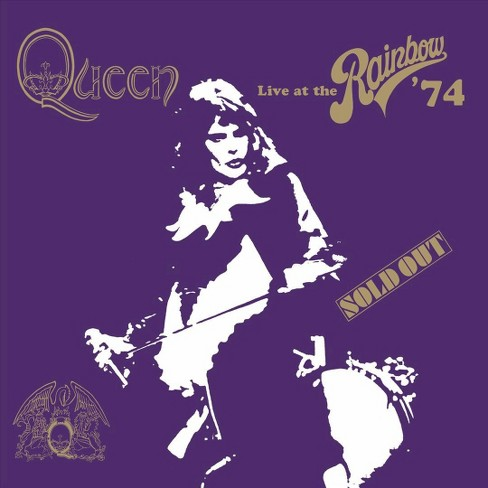 Queen - Live at the rainbow (CD) - image 1 of 1