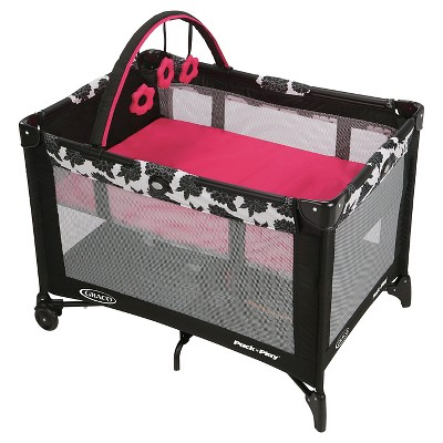 Graco® Pack 'n Play Playard On The Go - Azalea
