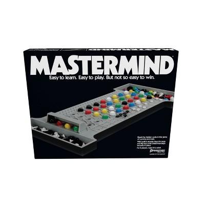 Pressman Retro Mastermind Game