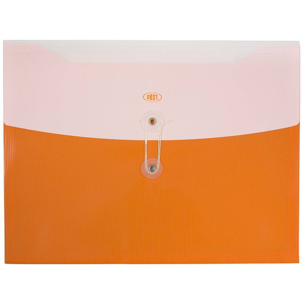 Jam Paper 9 3 4 39 39 X 13 39 39 12pk Plastic Envelopes With Button And String Tie Closure Letter Booklet White Orange