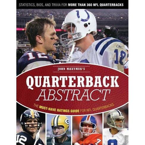 Quarterback Abstract - by  John Maxymuk (Paperback) - image 1 of 1