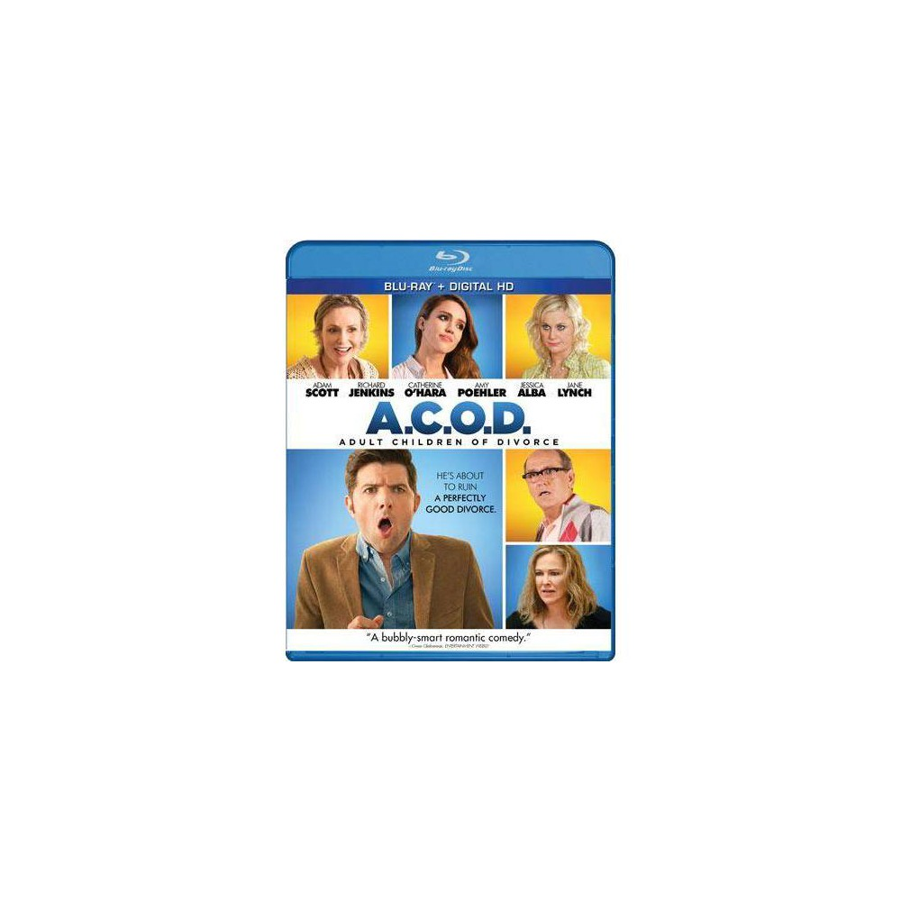 A C O D Blu Ray