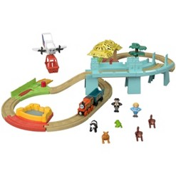 Fisher-Price Thomas & Friends Wood Big World Adventure Set