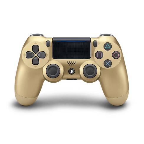 DualShock 4 Wireless Controller for PlayStation 4 - Gold - image 1 of 4