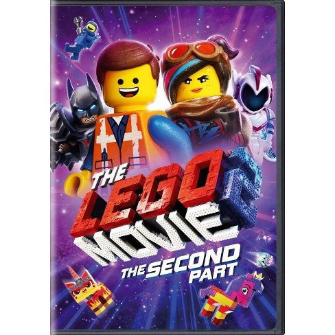 The Lego Movie 2 The Second Part Dvd Target