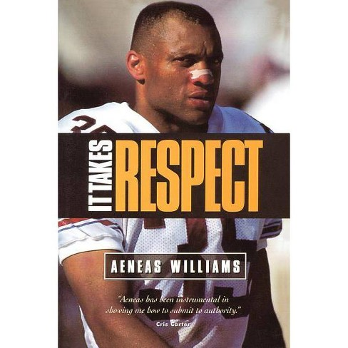 It Takes Respect - by  Williams (Paperback) - image 1 of 1