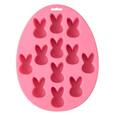 Wilton Bunny Mold - Pink - image 1 of 4