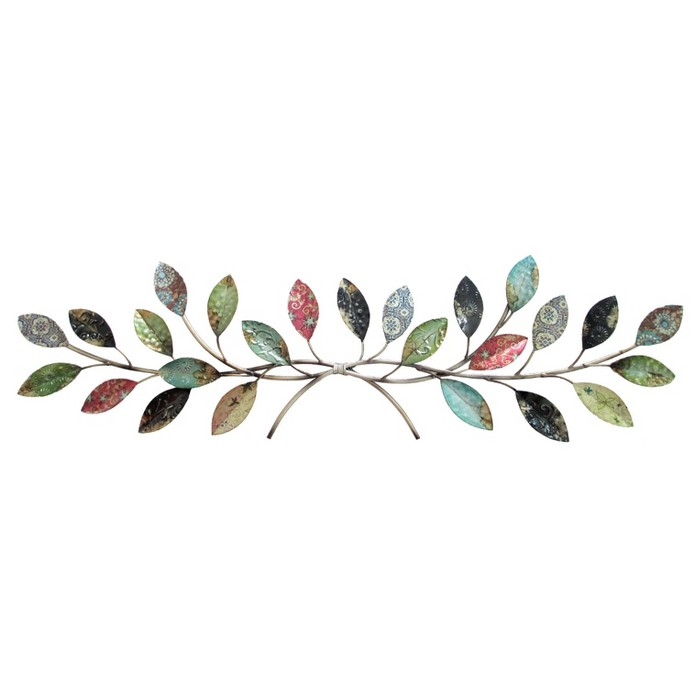 Wall Decor-Branch with Leaves - Home Source - image 1 of 2