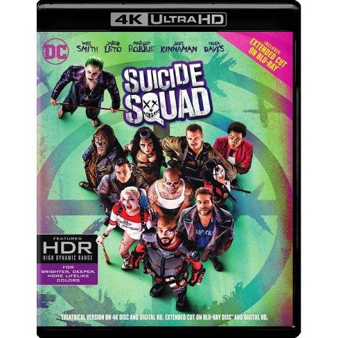 Suicide Squad (4K/UHD) - image 1 of 1