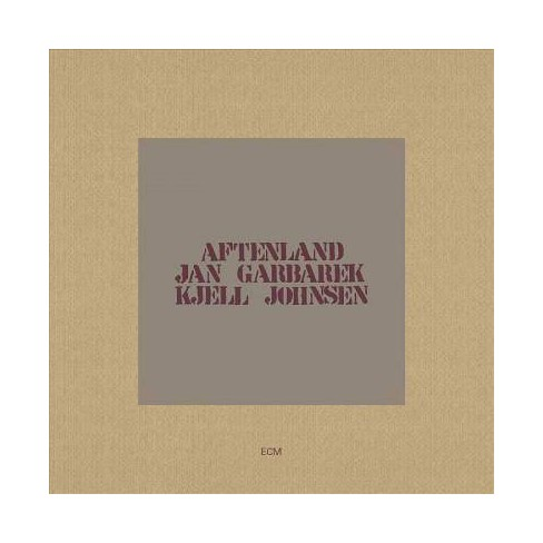 Jan Garbarek - Aftenland (CD) - image 1 of 1