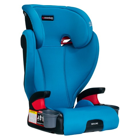 Essentials™ by Britax® Skyline Belt-Positioning Booster Seat - Teal - image 1 of 4