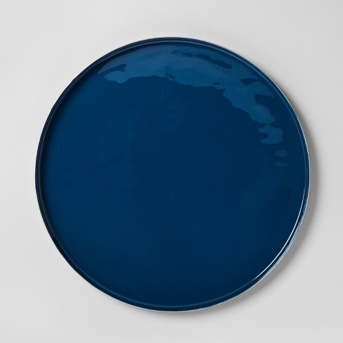 Enamel Tray Large - Blue/Gold - Project 62™ - image 1 of 2