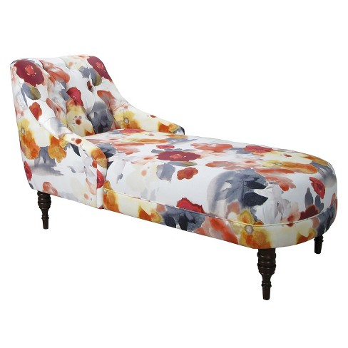Tufted Chaise - Skyline Furniture - image 1 of 2