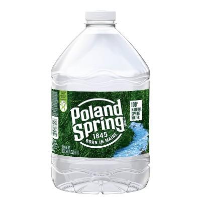 Poland Spring Brand 100% Natural Spring Water - 101.4 fl oz Jug