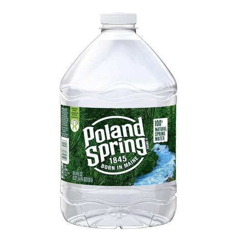 Poland Spring Brand 100% Natural Spring Water - 101.4 fl oz Jug - image 1 of 3