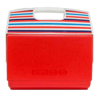 Igloo Playmate Elite 50th Anniversary 16qt Cooler with Decorated Lid - Red