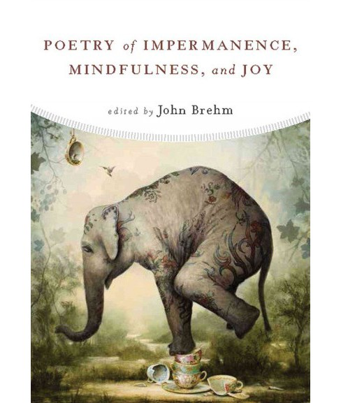 Poetry of Impermanence, Mindfulness, and Joy -  (Paperback) - image 1 of 1
