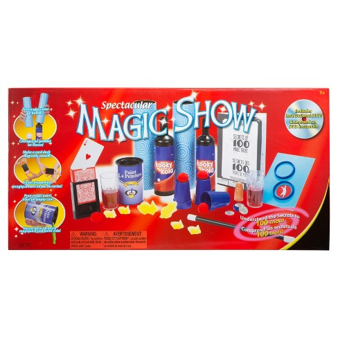Ideal Spectacular 100 Trick Magic Show - image 1 of 7