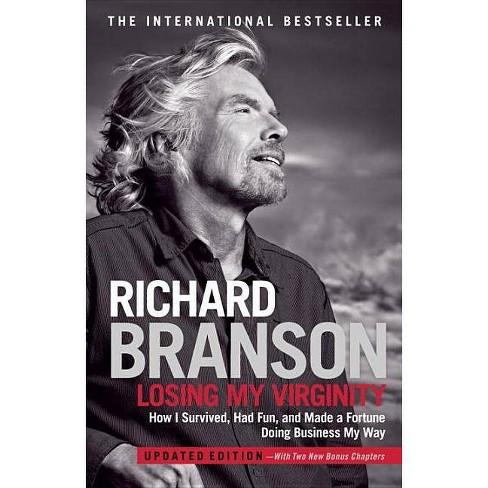Losing My Virginity - by  Richard Branson (Paperback) - image 1 of 1