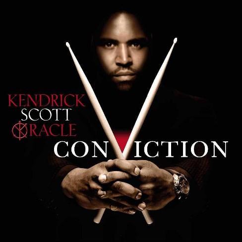Kendrick Scott - Conviction (CD) - image 1 of 1