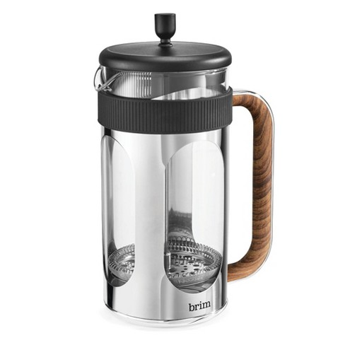 Brim 8-Cup French Press Coffee Maker - image 1 of 4