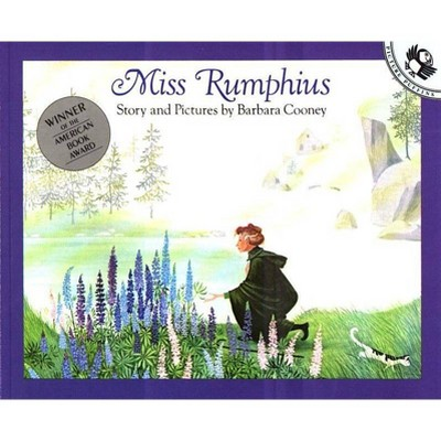 Miss Rumphius - (Picture Puffin Books) by Barbara Cooney (Paperback)