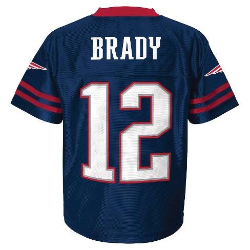 eb08f07f New England Patriots Baby Boys' Tom Brady Jersey 18M