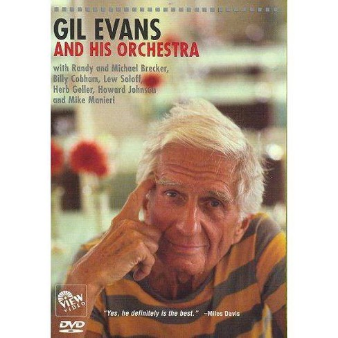 Gil Evans And His Orchestra (DVD) - image 1 of 1