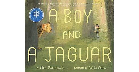 Boy and a Jaguar (School And Library) (Alan Rabinowitz) - image 1 of 1