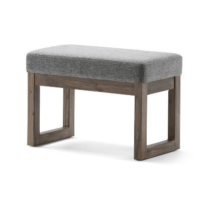 Small Madison Ottoman Bench - WyndenHall