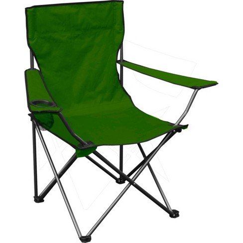 Quik Chair Folding Chair - Green - image 1 of 4