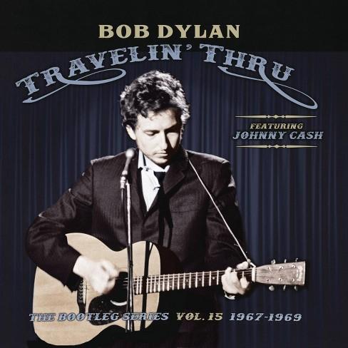 Dylan  bob - Travelin' thru  1967 - 1969: the bootleg (CD) - image 1 of 1