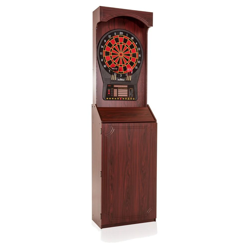 Arachnid Cricket Pro 800 Arcade Standup Cabinet - Red