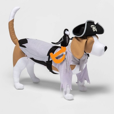 Ghost Pirate LED Dog and Cat Costume - Hyde & EEK! Boutique™