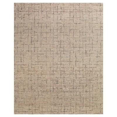 5'x8' Geometric Tufted Area Rugs Mushroom - Weave & Wander