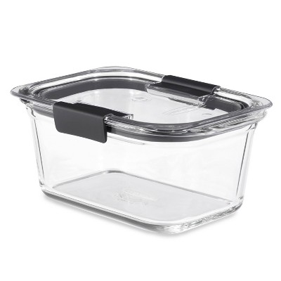 Rubbermaid OS 4.7 Cup/1.1 Liter Brilliance Glass