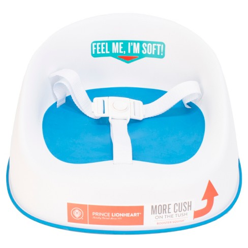 Prince Lionheart Booster Squish Booster Seat - Berry Blue - image 1 of 2