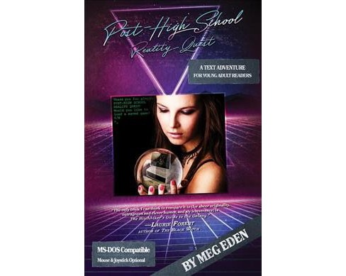 Post High School Reality Quest (Paperback) (Meg Eden) - image 1 of 1