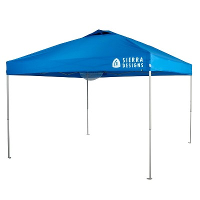 Sierra Designs 10'x10' Canopy with Shade Wall