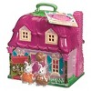 Li'l Woodzeez Toy House with Animal Figurines - Countryside Cottage - image 3 of 3