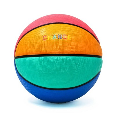 Chance - Juicy Outdoor Size 5 Rubber Basketball