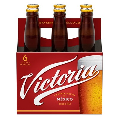 Victoria Beer - 6pk/12 fl oz Bottles