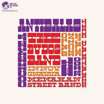 VARIOUS ARTISTS - Daptone Rhythm Showcase Vol 1 (Vinyl)