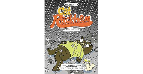 Collected Cat Rackham (Hardcover) (Steve Wolfhard) - image 1 of 1