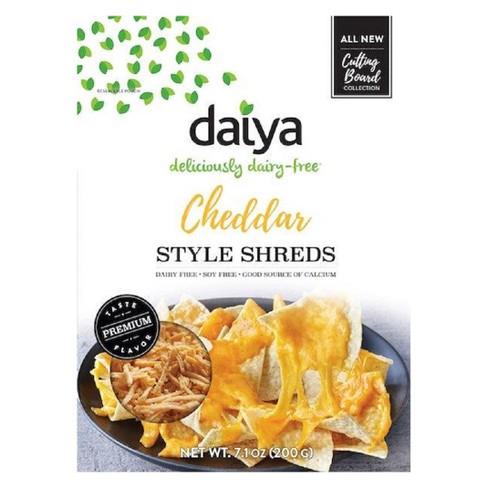 Daiya Dairy-Free Shredded Cheddar Cheese - 7.1oz - image 1 of 1